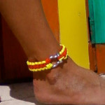 Narrow Anklet