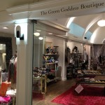 The Green Goddess Boutique on Michigan Avenue